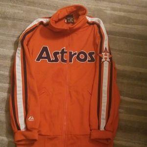 90s era Houston Astros jacket
